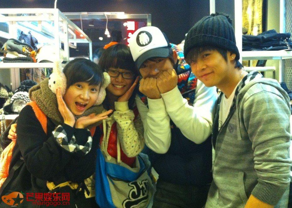 陈翔/由2010快男人气选手陈翔主演的《落跑甜心》提前杀青。